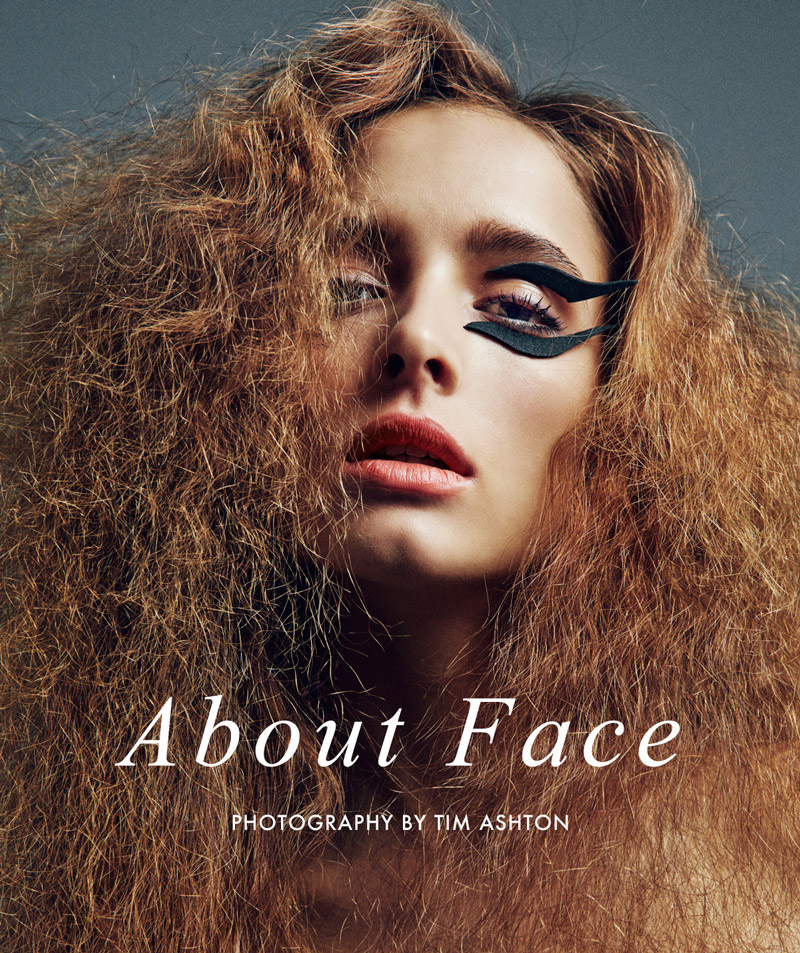 tatyana tim ashton0 Tatyana by Tim Ashton in About Face for Fashion Gone Rogue