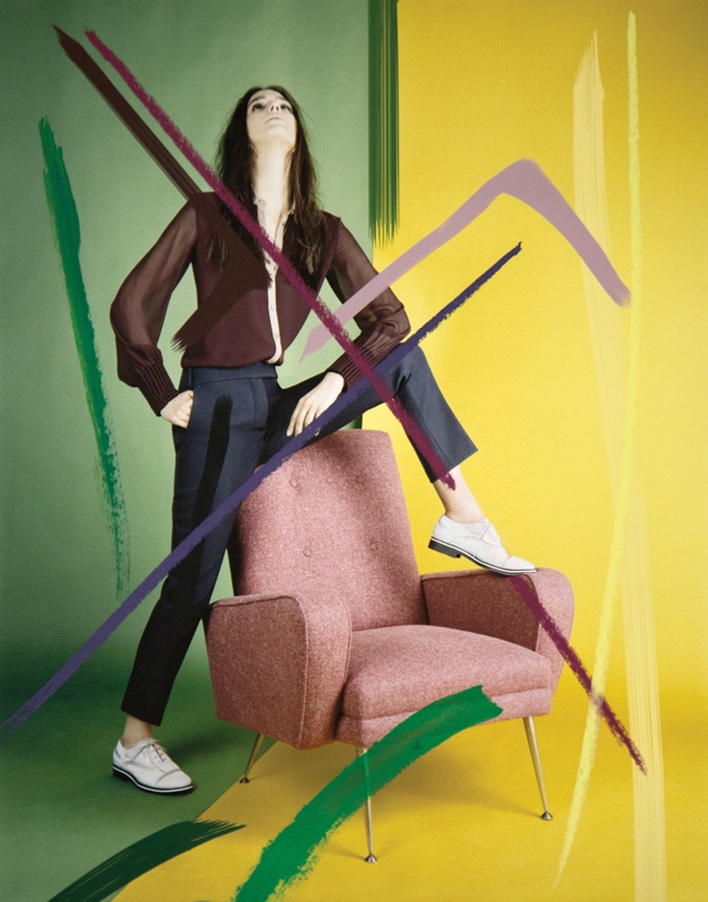 tods no code1 Tod's Gets Artful for No Code Fall 2013 Campaign