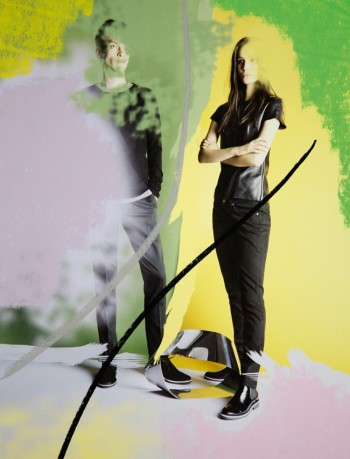 Tod's Gets Artful for No_Code Fall 2013 Campaign