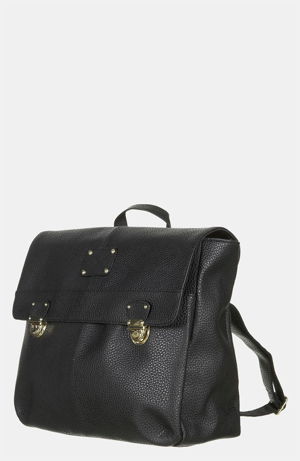 topshop backpack 7 Tomboy Styles for the Fall Season