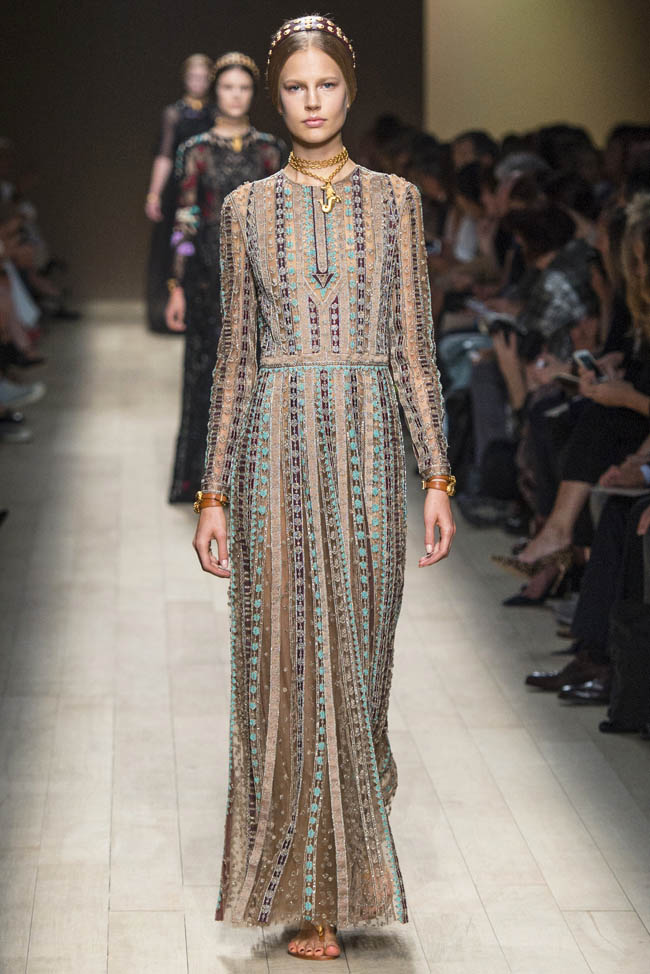valentino spring summer 2014 59 5 Stunning Paris Fashion Week Spring/Summer 2014 Trends