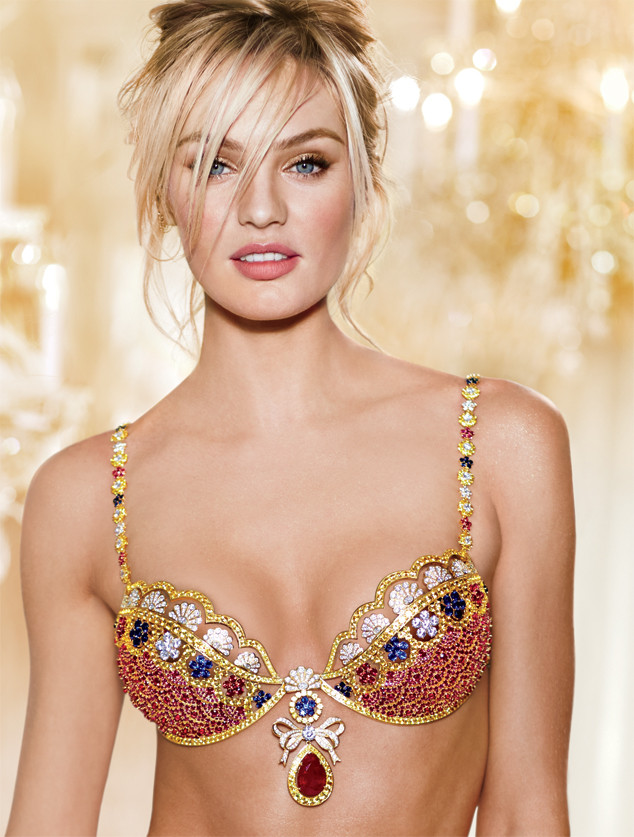 vs fantasy candice Candice Swanepoel to Wear Fantasy Bra at 2013 Victorias Secret Fashion Show