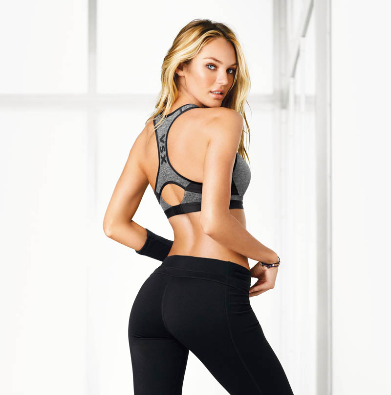 vs sport1 Candice Swanepoel, Doutzen Kroes + More Get Active for Victorias Secret Sport