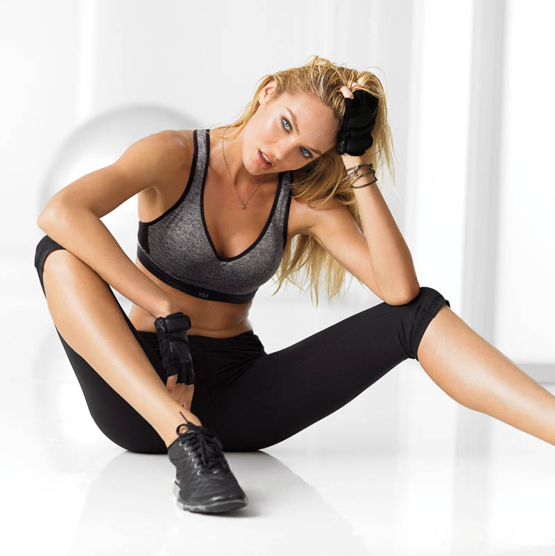 vs sport4 Candice Swanepoel, Doutzen Kroes + More Get Active for Victorias Secret Sport