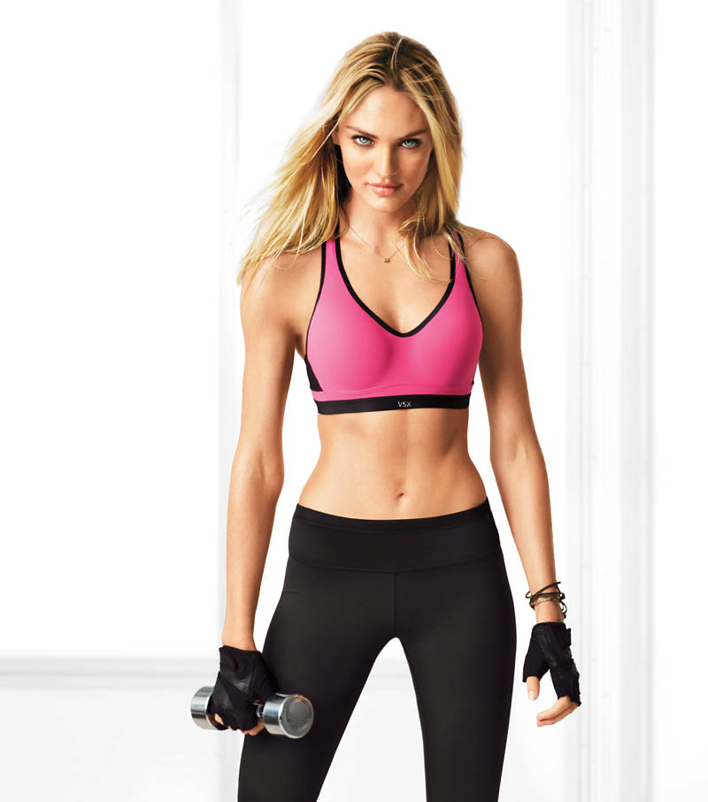 vs sport5 Candice Swanepoel, Doutzen Kroes + More Get Active for Victorias Secret Sport