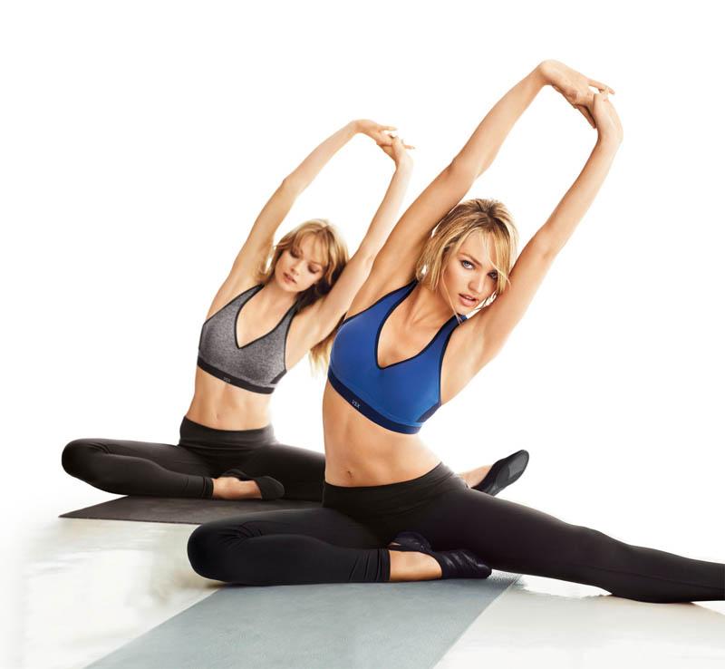 Candice Swanepoel, Doutzen Kroes + More Get Active for Victoria's Secret Sport