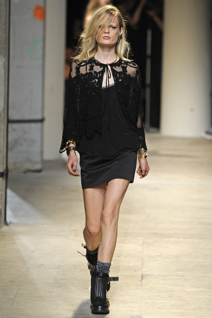 zadig et voltaire Paris Fashion Week Spring/Summer 2014 Day 9 Recap | Louis Vuitton, Miu Miu, Hermès + More