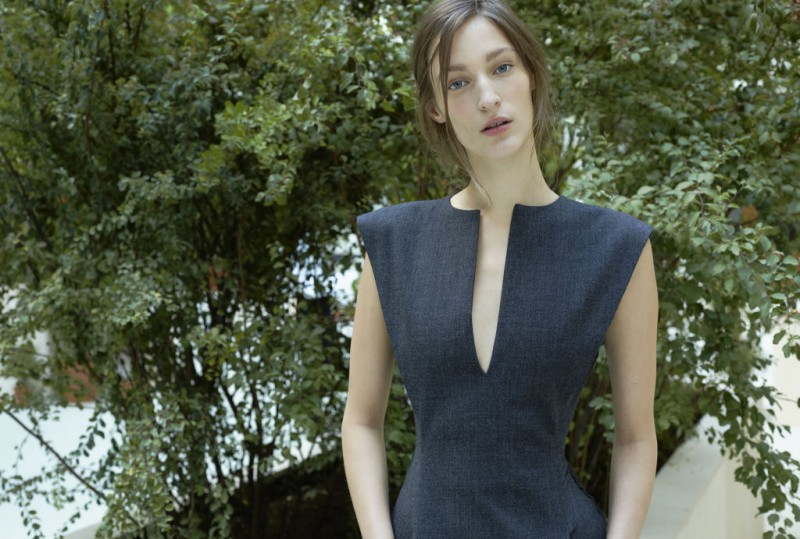 Zara September/October Lookbook | Franzi Mueller, Antonina Vasylchenko + More