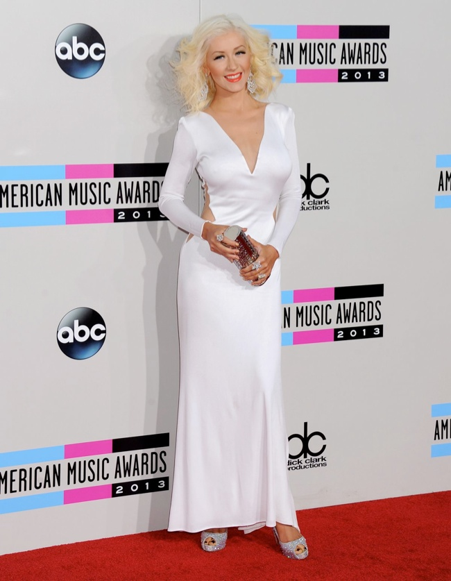 Christina Maria Lucia Hohan Taylor Swift, Katy Perry, Miley Cyrus + More Star Style at the 2013 AMAs