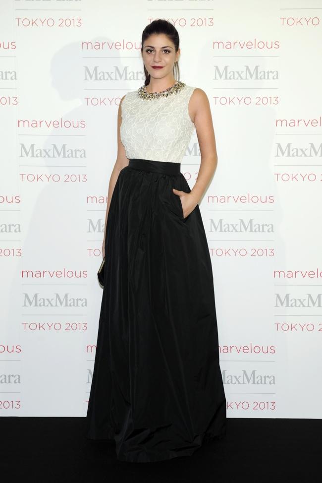 Maria Giulia Maramotti Jennifer Garner, Tao Okamoto + More Stars at Max Mara Tokyo Event