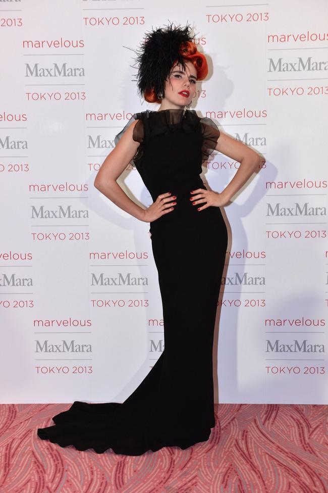 Paloma Faith 2 Jennifer Garner, Tao Okamoto + More Stars at Max Mara Tokyo Event