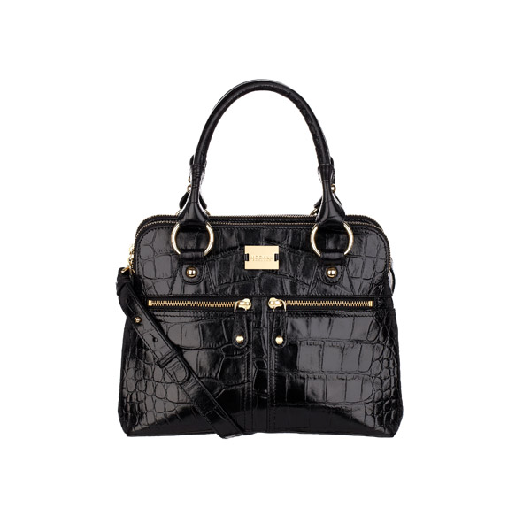 Pippa MH4583 Black Croc Discover Modalu England's Latest Pippa Collection