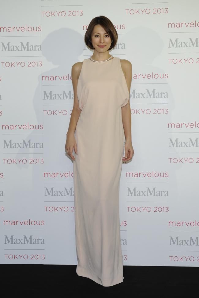 Ryoko Jennifer Garner, Tao Okamoto + More Stars at Max Mara Tokyo Event