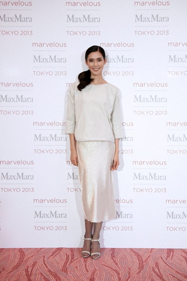 Tao Okamoto Jennifer Garner, Tao Okamoto + More Stars at Max Mara Tokyo Event