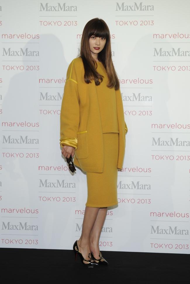 Youn a Jennifer Garner, Tao Okamoto + More Stars at Max Mara Tokyo Event