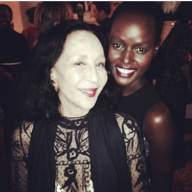 ajak deng china machado Instagram Photos of the Week | Liu Wen, Alessandra Ambrosio + More Model Pics
