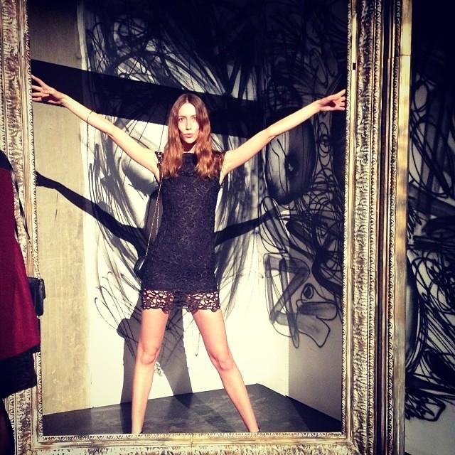 alana zimmer Instagram Photos of the Week | Liu Wen, Alessandra Ambrosio + More Model Pics