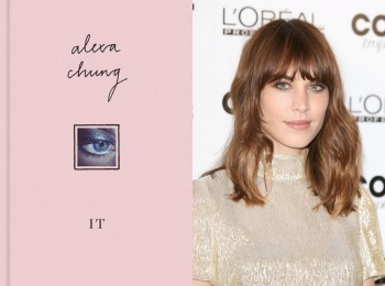 "Giveaway | Win a Copy of Alexa Chung's New Book, ""IT"""