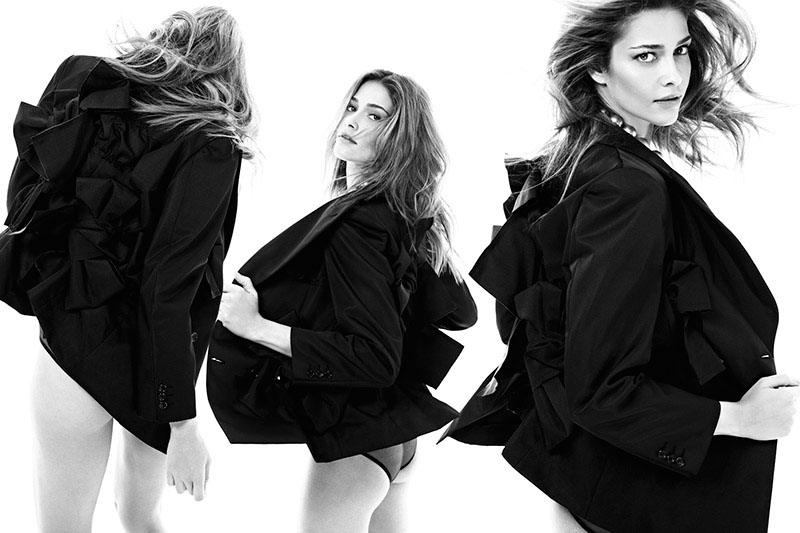 ana beatriz barros shoot7 Ana Beatriz Barros Gets Regal in LOfficiel Turkey Shoot by Emre Dogru