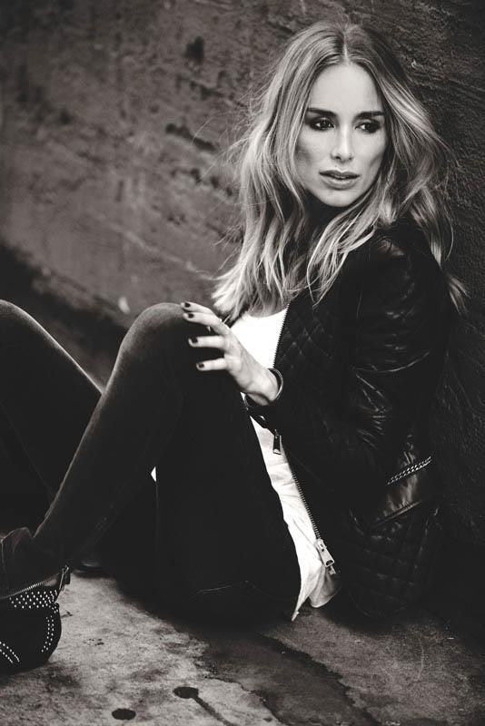 Anine Bing Models Namesake Label in New Images by Trever Hoehne