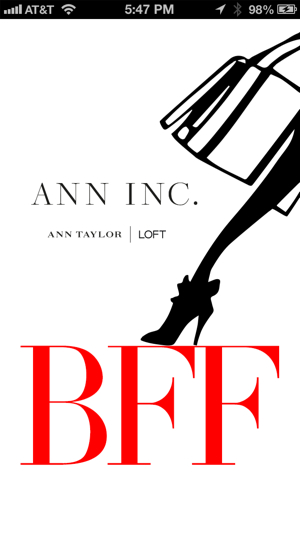 ANN INC.'s New App, BFF