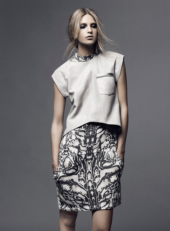anouk van kleef4 Anouk van Kleef by Zhang Jingna for Fashion Gone Rogue