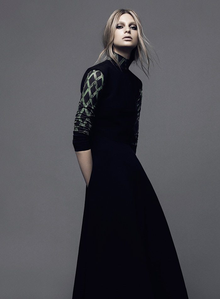 anouk van kleef6 Anouk van Kleef by Zhang Jingna for Fashion Gone Rogue