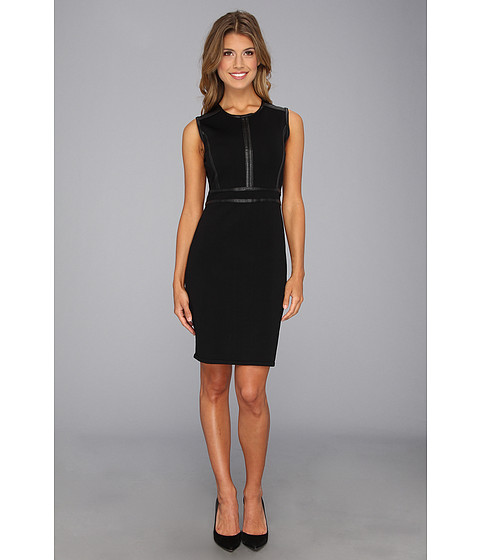 black shift dress calvin klein The LBD: 7 Little Black Dresses for Every Occasion