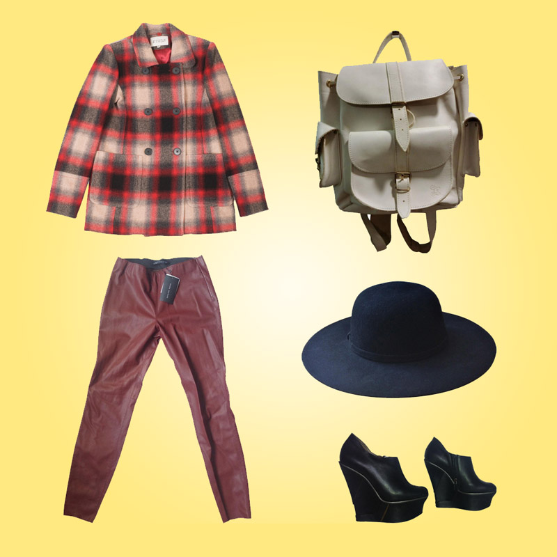 collage outfit The Perfect Outfit at Vestiaire Collective