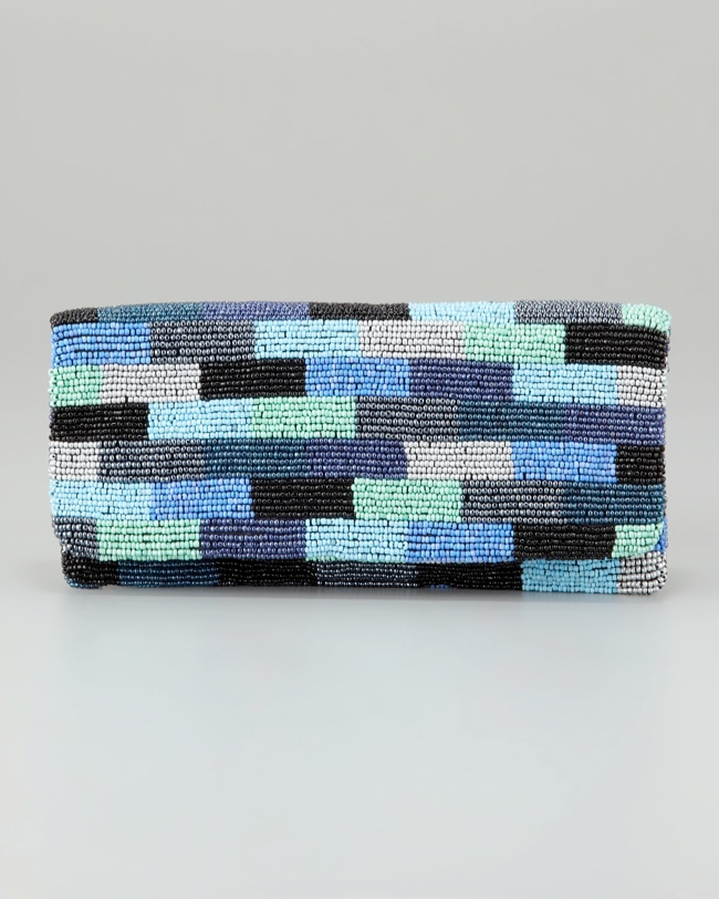 color block clutch 8 Clutch Bags for the Modern Wardrobe