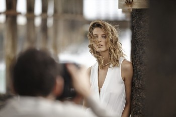Daria Werbowy Will be the New Face of Mango