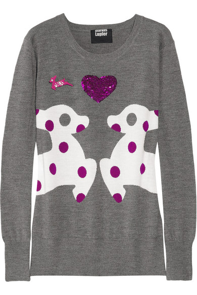 deer sweater 10 Christmas Sweaters to Wear This Holiday Season!