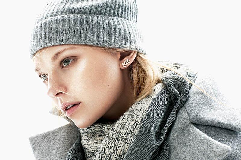 emeza campaign9 Johanna Jonsson Wears Designer Fashions in EMEZA Campaign