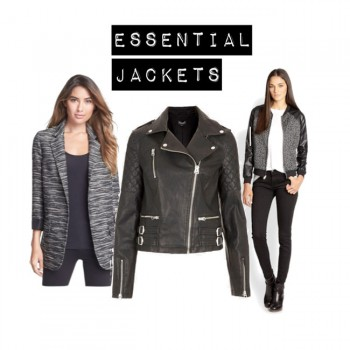 5 Essential Jackets for Your Wardrobe