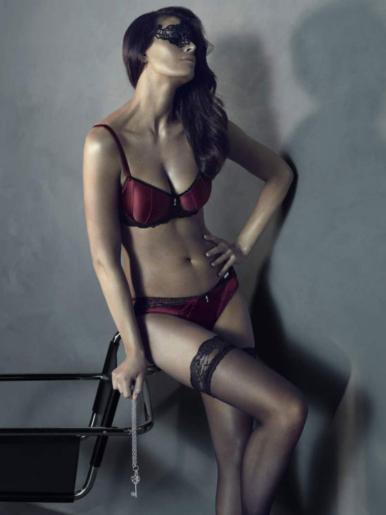 fifty shades grey lingerie3 KappAhl Launches Fifty Shades of Grey Inspired Lingerie Line