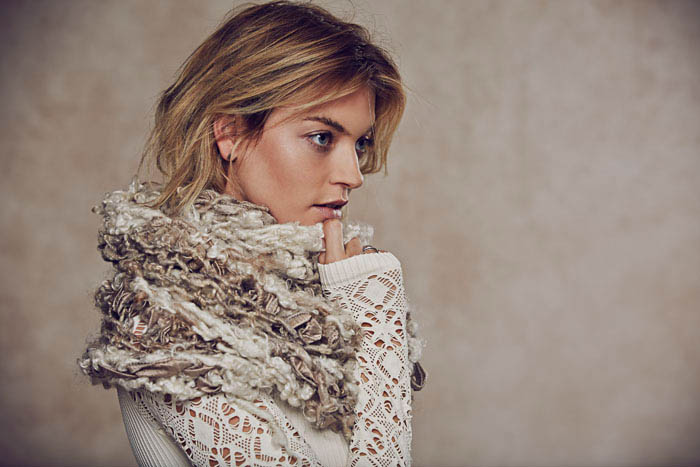free people holiday7 Martha Hunt Charms in Free Peoples Holiday 2013 Shoot