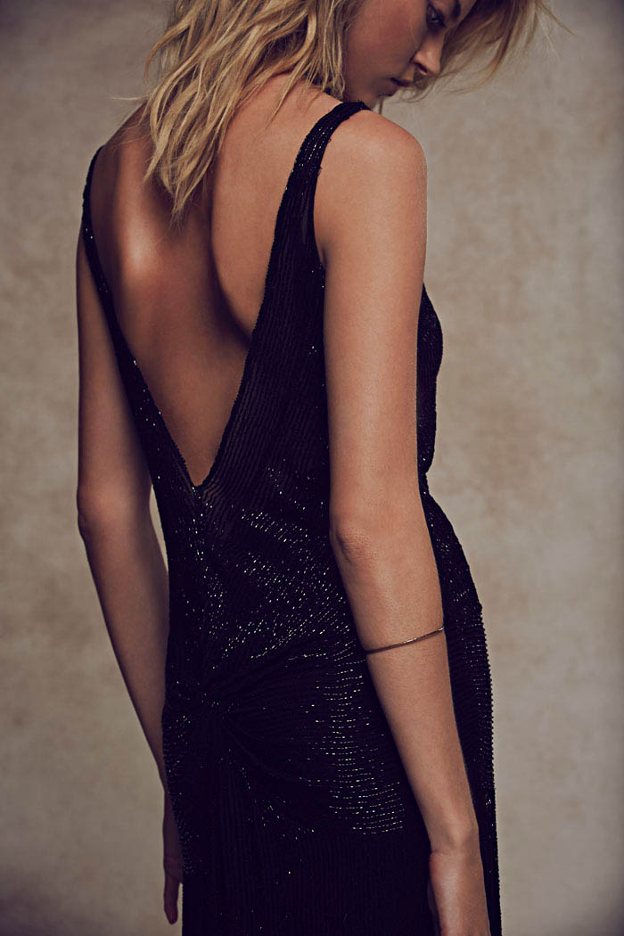 free people holiday9 Martha Hunt Charms in Free Peoples Holiday 2013 Shoot