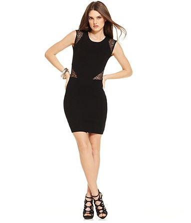 french connection black dress The LBD: 7 Little Black Dresses for Every Occasion