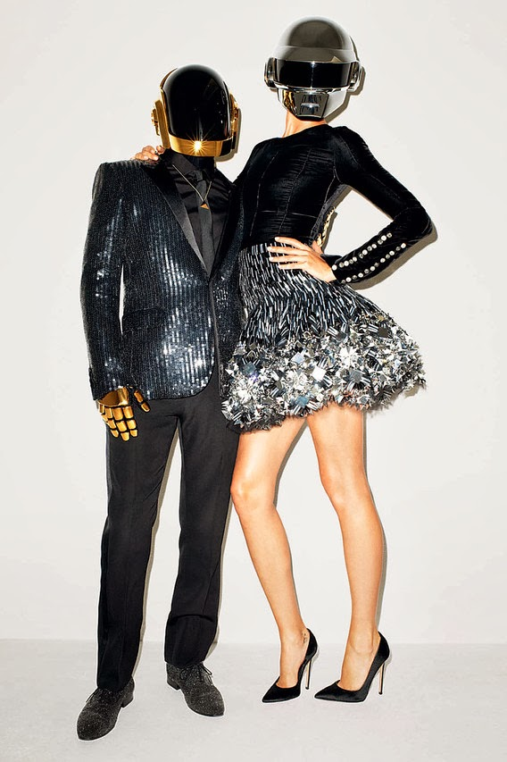 gisele bundchen terry richardson1 See More Photos of Gisele Bundchen + Daft Punk by Terry Richardson for WSJ