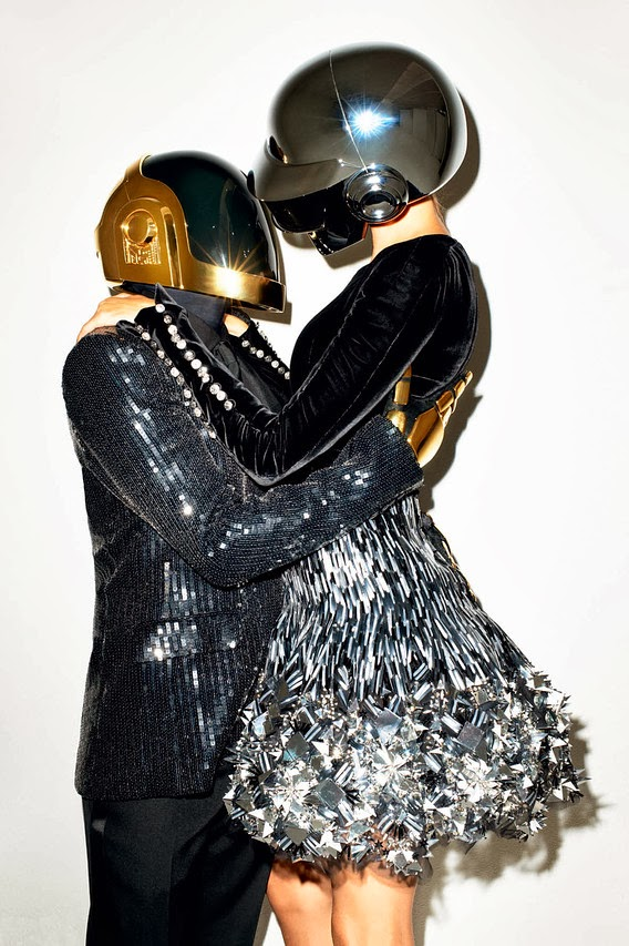 gisele bundchen terry richardson4 See More Photos of Gisele Bundchen + Daft Punk by Terry Richardson for WSJ