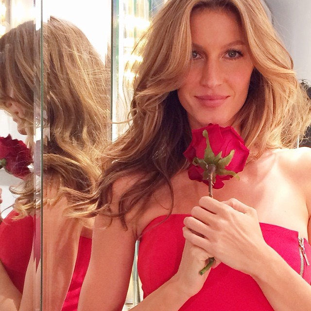 gisele Instagram Photos of the Week | Miranda Kerr, Kate Upton + More Models