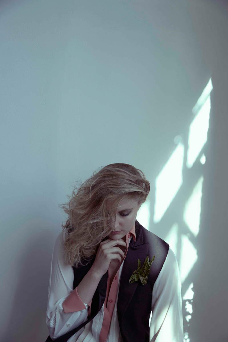 Greta Gerwig Poses for Helena Christensen in So It Goes #2
