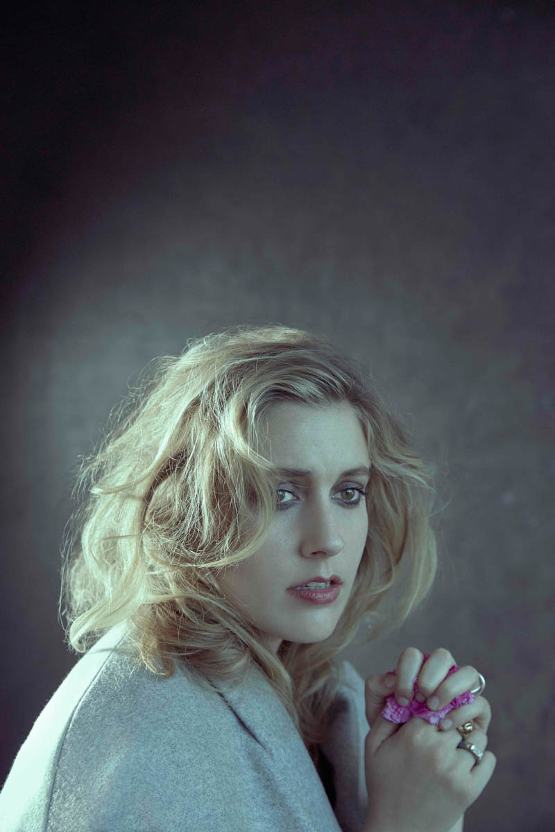 greta helena chrristensen3 Greta Gerwig Poses for Helena Christensen in So It Goes #2