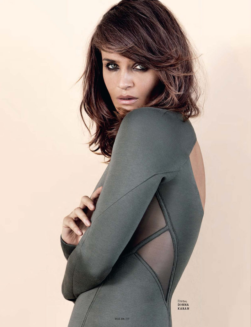helena christensen pictures6 Helena Christensen Shines for Eric Guillemain in Elle Ukraine Shoot