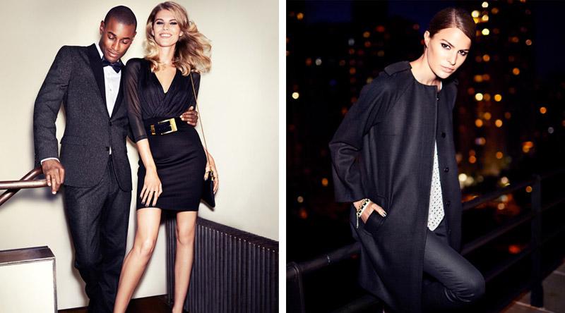 Jourdan Dunn, Cameron Russell + More Star in H&M Trend Shoot