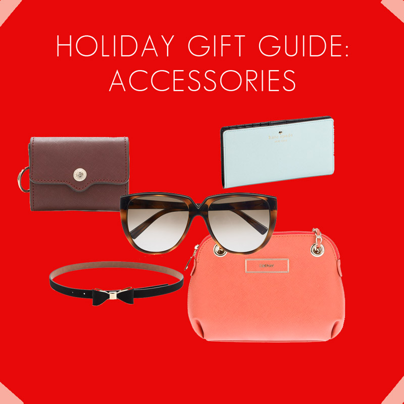 Holiday Gift Guide 2013 | Bags & Accessories