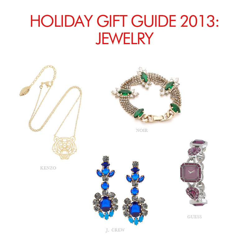 holiday jewelry guide Holiday Gift Guide 2013 | 16 Jewelry Pieces