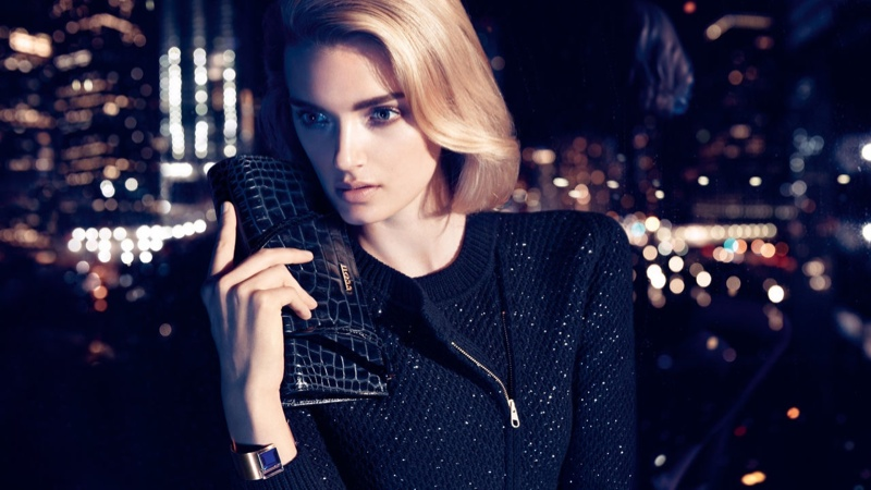 hugo boss holiday3 Lily Donaldson Fronts Hugo Boss Holiday 2013 Ads