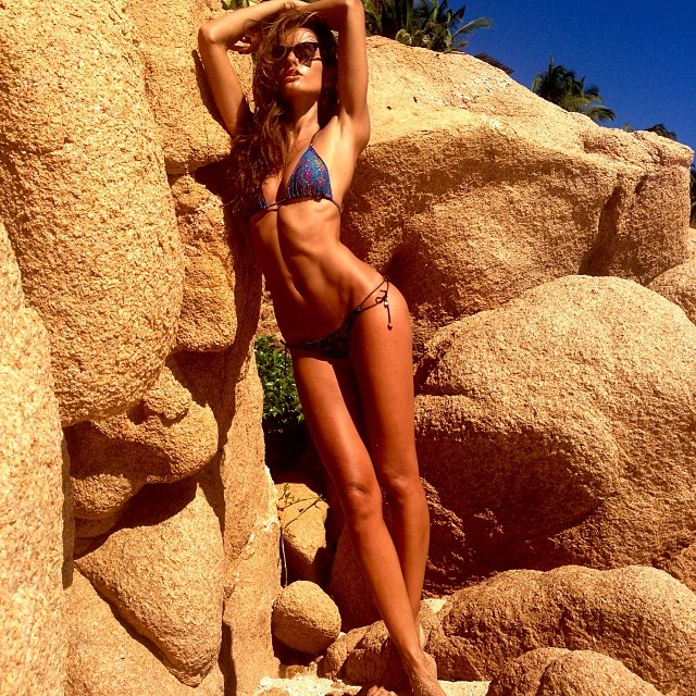 instagram model photos13 Instagram Photos of the Week | Cara Delevingne, Izabel Goulart + More Model Pics
