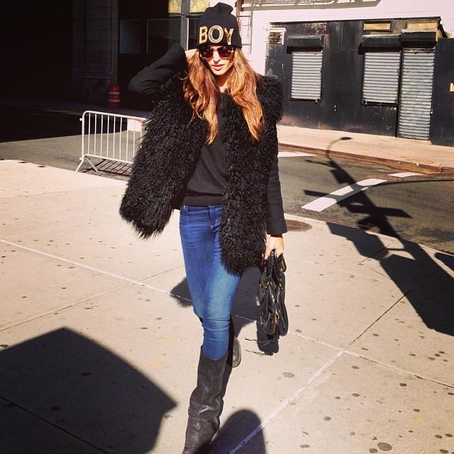 izabel street style Instagram Photos of the Week | Liu Wen, Alessandra Ambrosio + More Model Pics